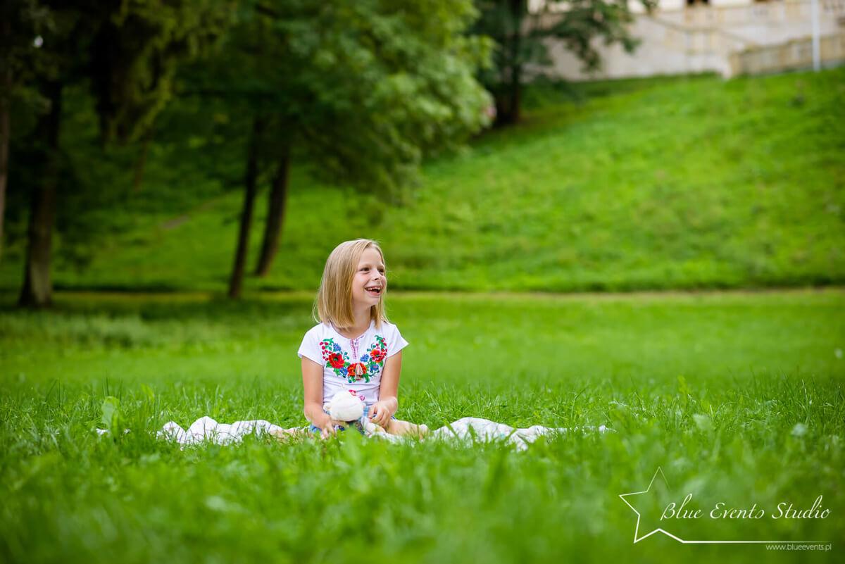 fotograf dziecięcy Sandomierz
