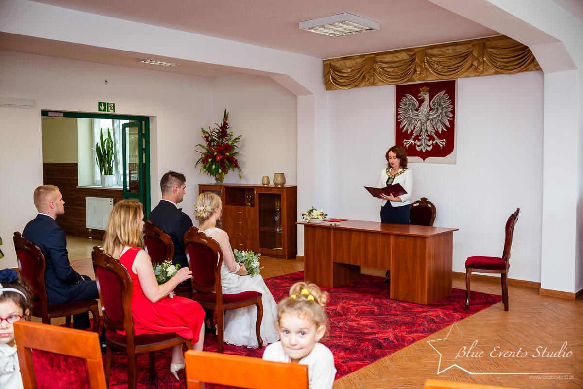 fotograf na ślub cywilny Sandomierz