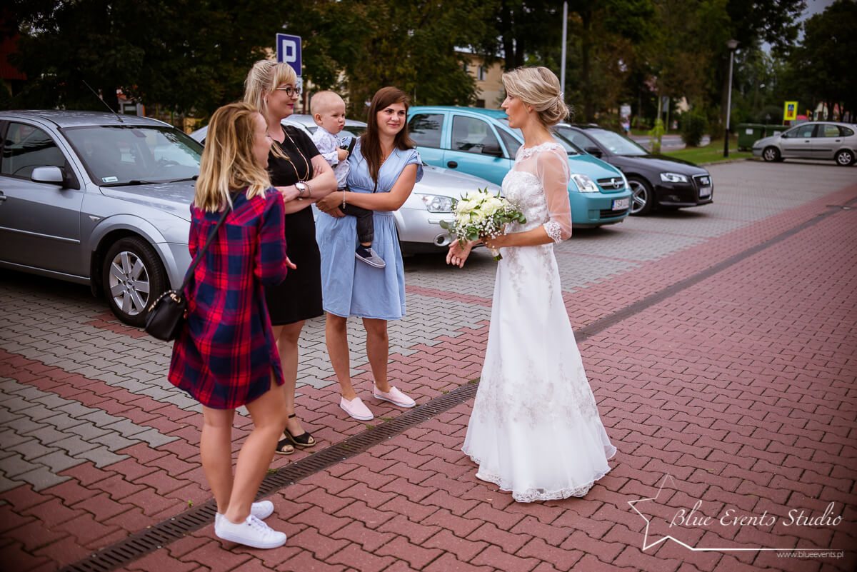 fotografia ślubna Łoniów