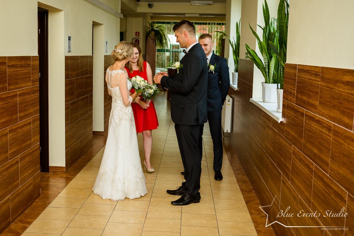 zdjęcia ze ślubu cywilnego fotograf