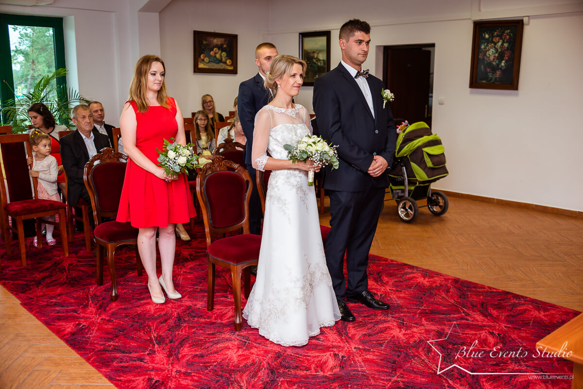 ślub Cywilny Fotograf Sandomierz Blue Events Studio