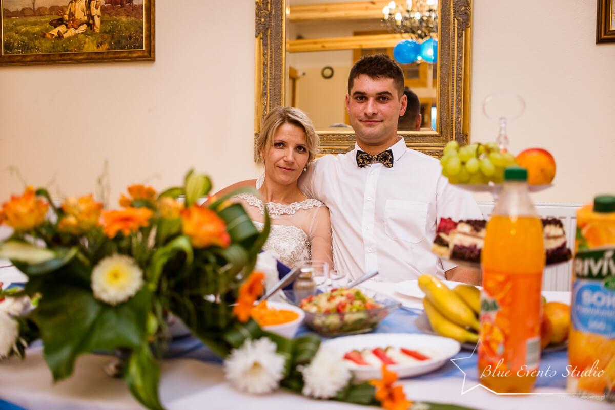 fotograf ślubny Karczma Chmielowianka