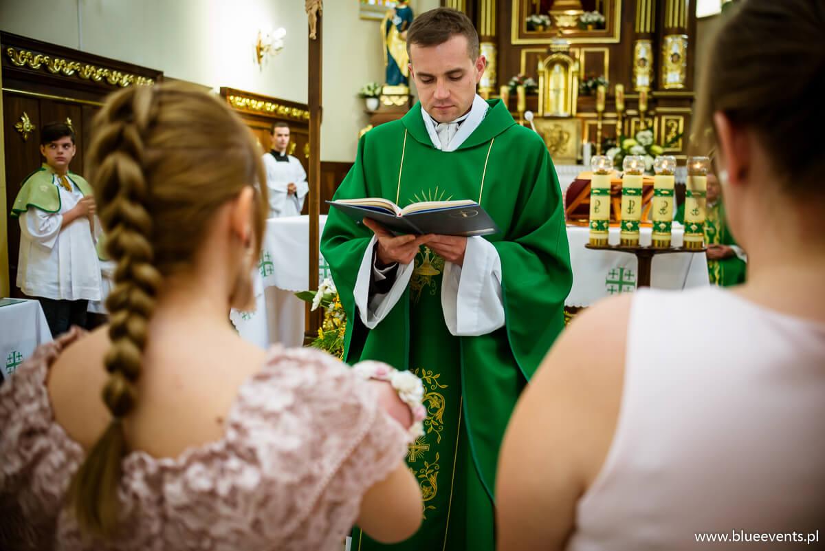 fotograf na Chrzest Łoniów