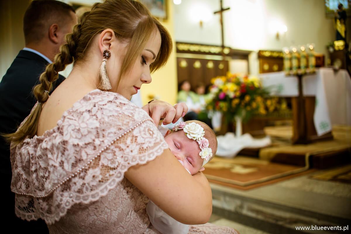 fotograf na chrzest Mielec