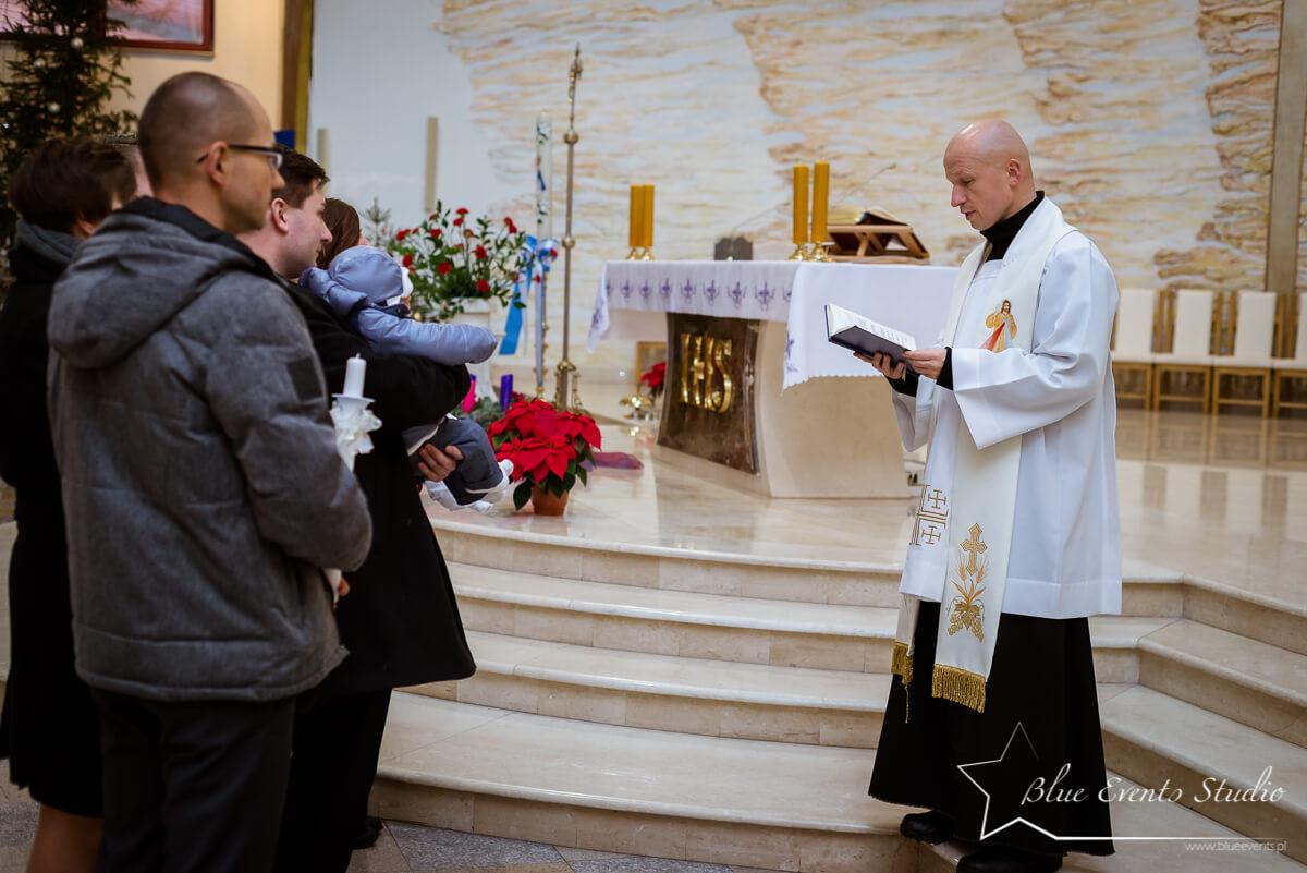 fotograf na chrzciny Gorzyce