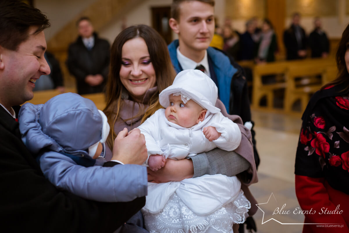 fotograf na chrzciny Nisko