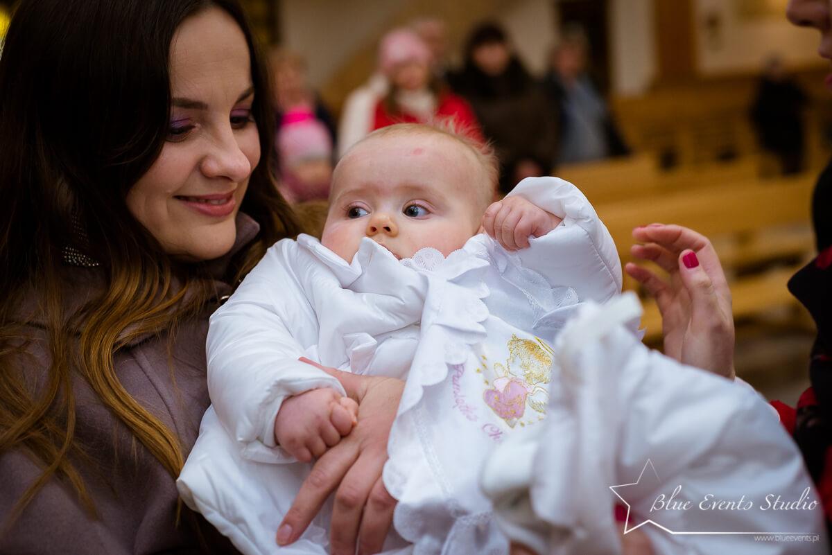 fotografia Chrztu Łoniów