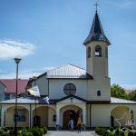 Fotografia Chrztu Świętego w Tarnobrzegu