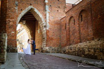 zdjęcia ze ślubu i wesela plener Sandomierz