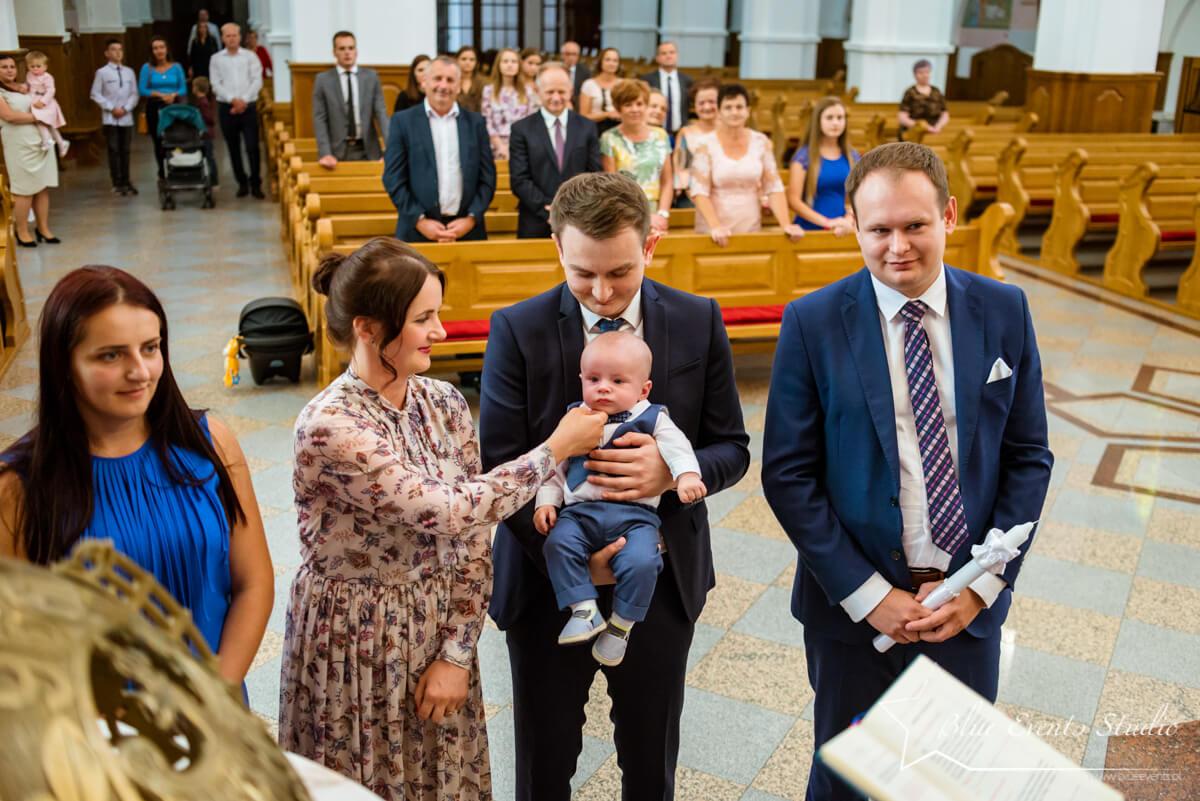fotograf na chrzest w Gorzycach
