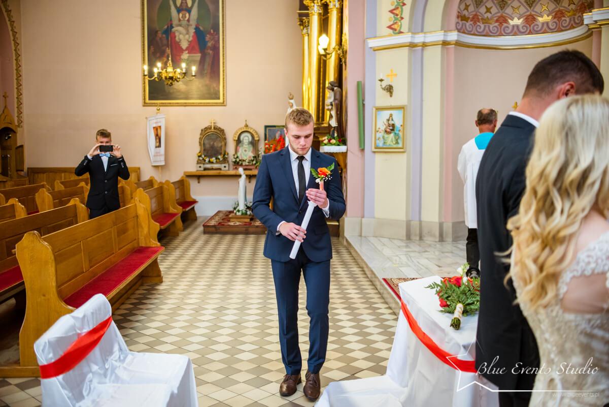 fotograf na ślub i chrzest Staszów