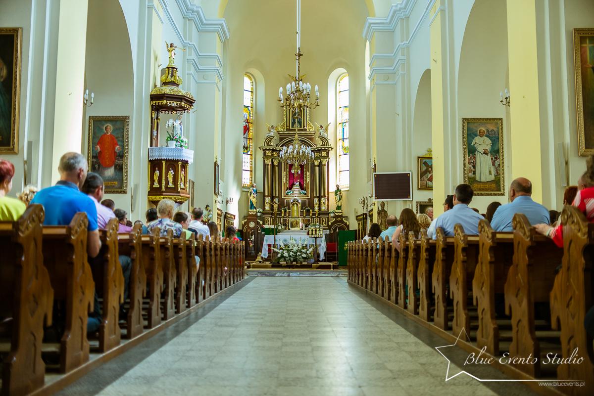 fotografia Chrztu Świętego Skopanie
