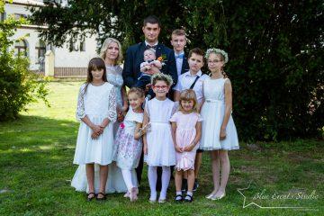 ślub i chrzest w jednym dniu