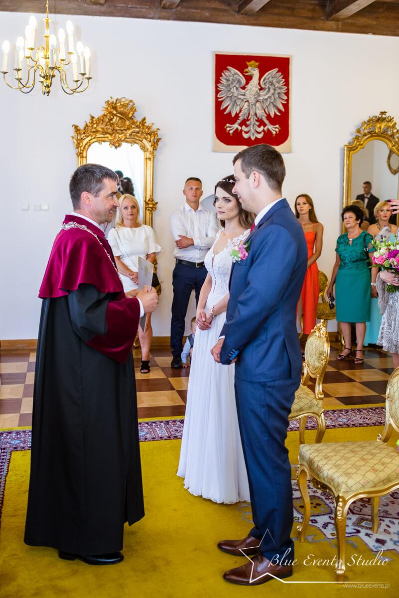 fotografia ślubna Sandomierz