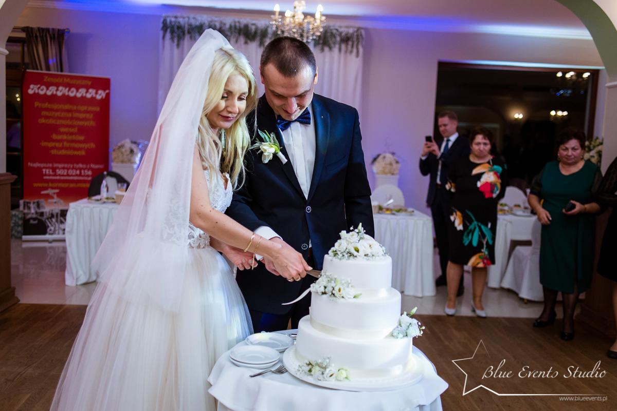 fotografia ślubna Dworek Kolbuszowa