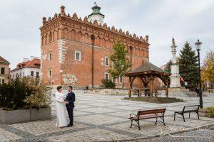 fotografia ślubna Staszów, Osiek