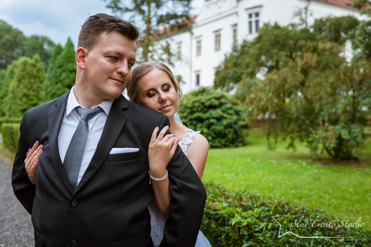 sesja ślubna w Baranowie Sandomierskim