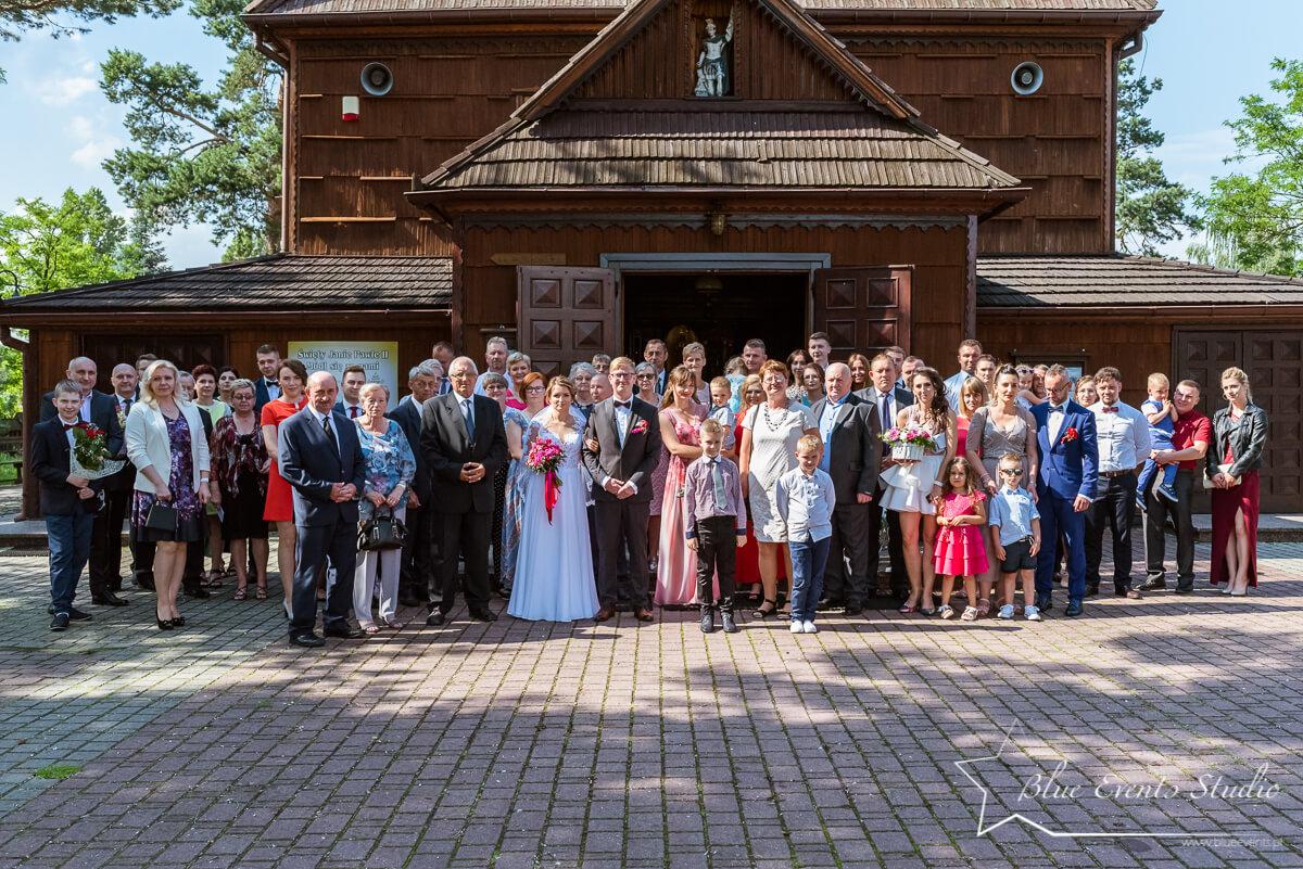 zdjęcie grupowe fotograf ślubny Stalowa Wola