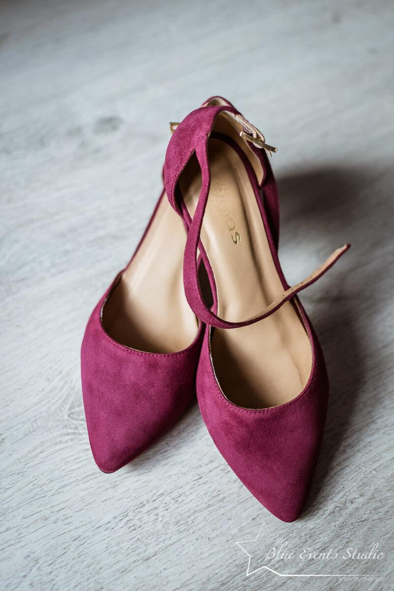 buty do ślubu - fotograf na ślub Stalowa Wola