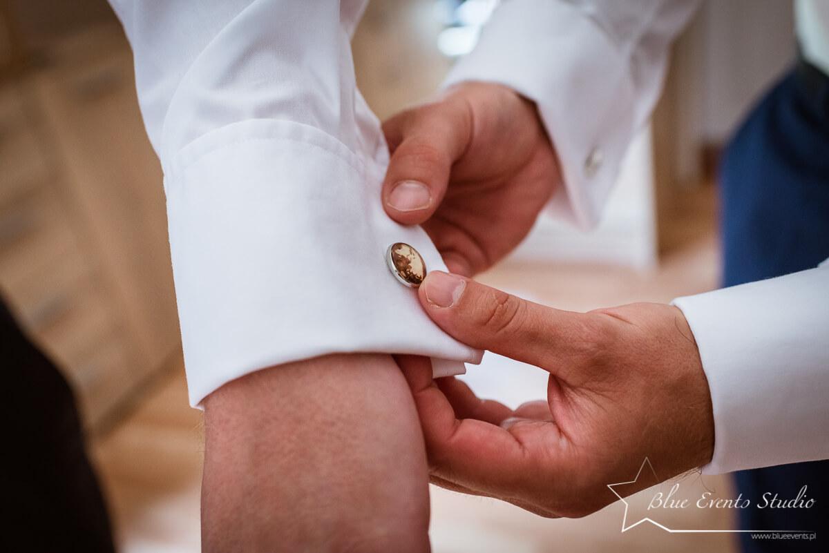 fotografia na ślub Stalowa Wola - przygotowania